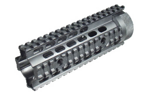 Leapers UTG PRO AR-15 Free Float Carbine Quad Rail