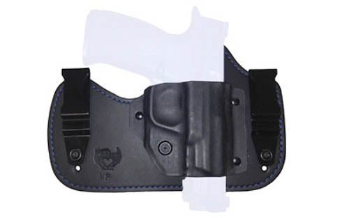 Looper Capone IWB Holster Springfield XDS Right Black/Blue