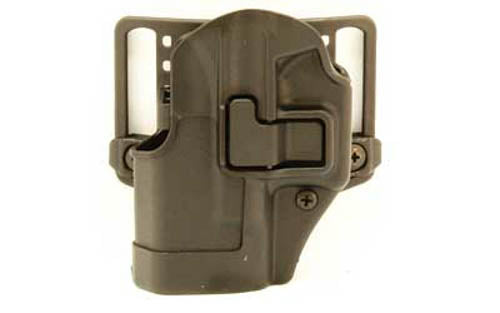 BLACKHAWK! SERPA CQC Glock 26, 27, 33 Holster Left Hand Black Matte Finish 41050