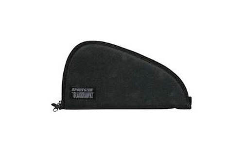 "BLACKHAWK! Sportster Large Pistol Rug/Case, Nylon, 15"" x 8.5"" x 1"", Black"