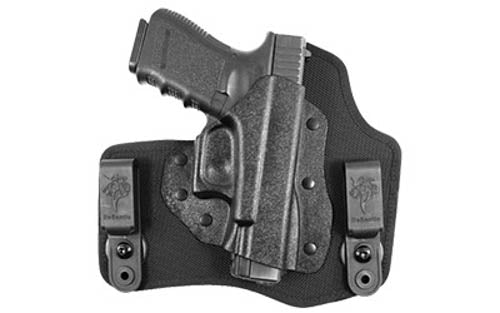 DeSantis Invader Ruger LC9 Tuckable Inside Waistband Holster Right Hand Nylon/Ky