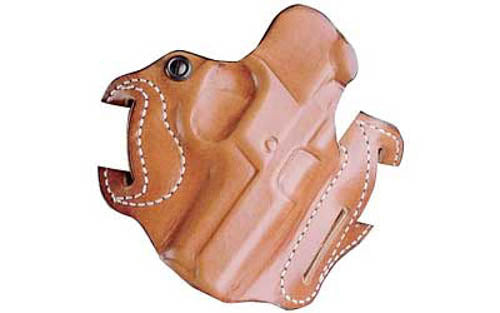 DeSantis Speed Scabbard Ruger Redhawk/S&W N Frame Belt Holster Right Hand Draw L