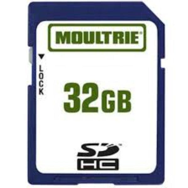 Moultrie 32G SD Memory Card
