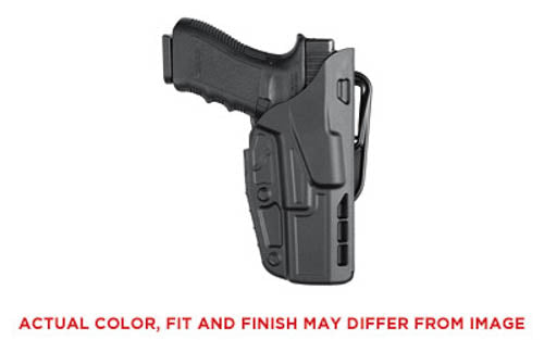 Safariland 7377 7TS ALS Concealment Belt Slide Holster Right GLOCK 17/22 with 4.