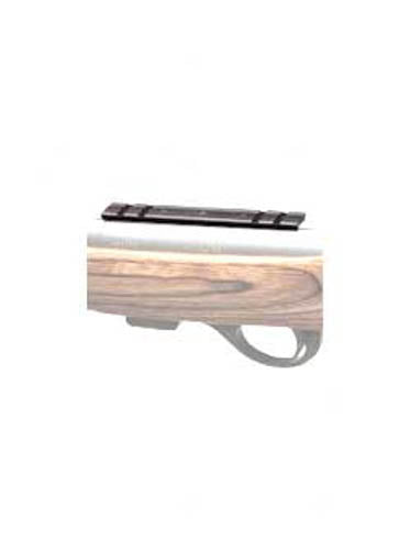 Remington 597 One Piece Weaver Rail for .22 LR and Mag Black 18635