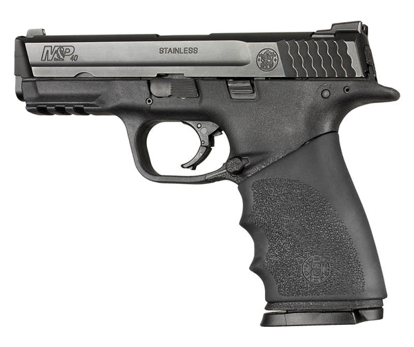 Hogue HAll Hybrid S&W M&P 9MM 40S&W 357SIG Grip Sleeve Black