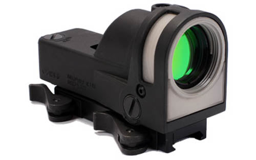 Meprolight Mepro 21 Day/Night Illuminated Reflex Sight Bullseye Reticle Fiber Op