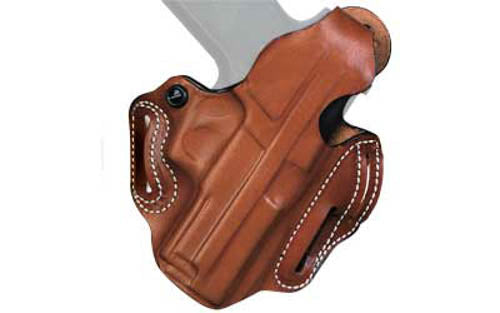 DeSantis Gunhide Thumb Break Belt Holster For GLOCK 26, 27, 33 Right Hand Leathe