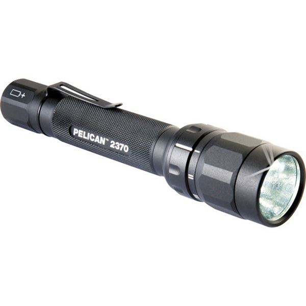 Pelican 023700-0001-110 Led 2AA Tactical Flashlight (Black)