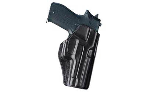 Galco Concealable Belt Holster FN Five-SeveN USG Right Hand Leather Black CON458