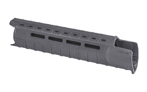 Magpul MOE SL AR-15 Mid-Length Hand Guard With A2 Front Sight Cut Polymer Gray F