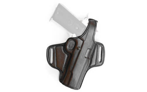 Tagua BH1 Thumb Break Belt Holster For GLOCK 17/22/31 Right Hand Leather Black B