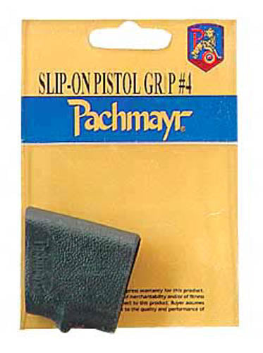 Pachmayr Slip-On Grip for Large Semi-Automatic Pistols