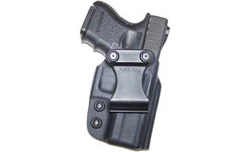 Galco Triton Inside the Pants Holster GLOCK 17, 22, and 31 Right Hand Kydex Blac