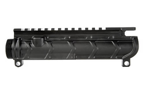 Bootleg AR-15 Stripped Upper Receiver Aluminum Black