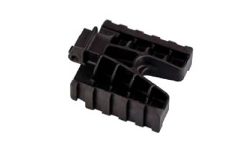 Grip Pod Light Rail Ambidextrous Side Rail Mount Picatinny Polymer Black
