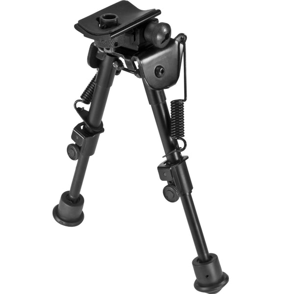 Barska Spring Loaded Standard Adjust Bipod-Spring Loaded Leg