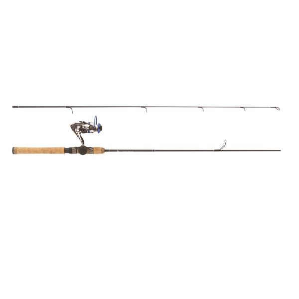 Eagle Claw Diamond Graphite Rod 6ft 2 Piece Light