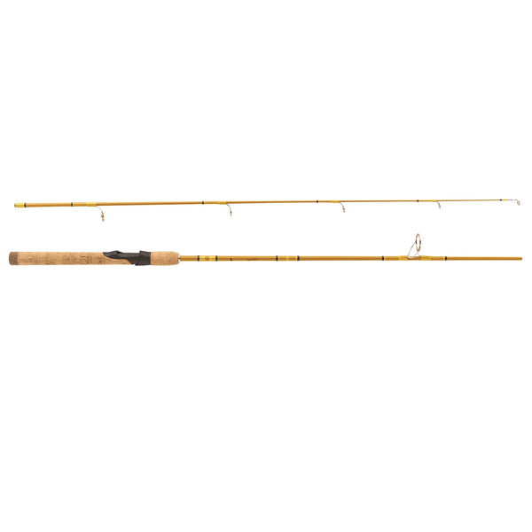 Eagle Claw Crafted Glass Spinning Rod 6ft 2 Piece Medium