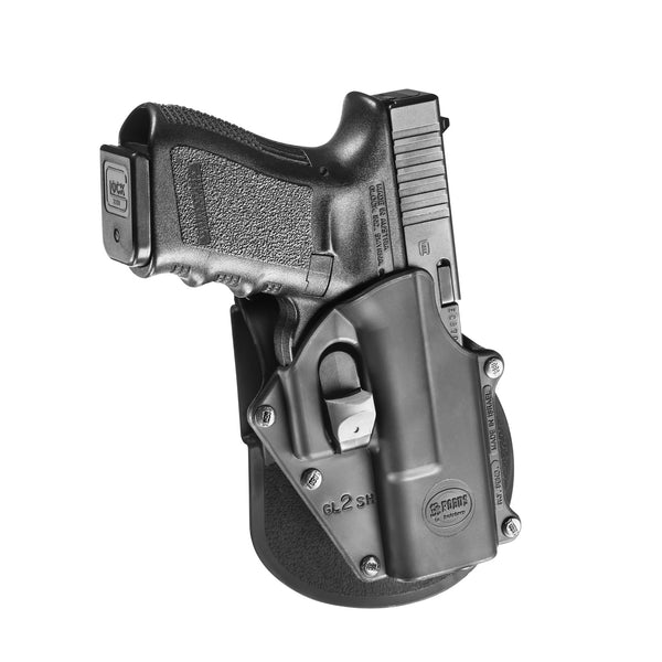 Fobus Digital Path Holster-Glock 17/19/22/23/31/32/34/35