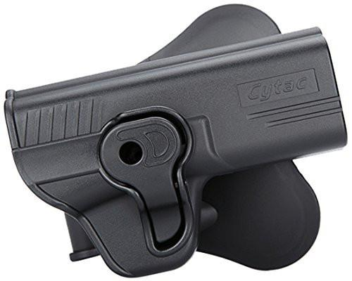 V-Tac S&W M&P 9mm Cytac, Black