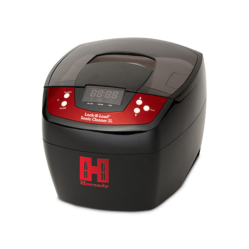 Hornady LNL Sonic Cleaner II 2 Ltr Heated 110 Volt 043320