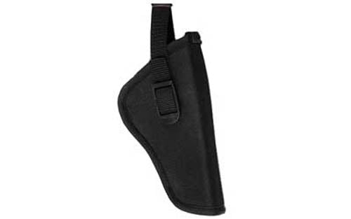 "Bulldog Cases Deluxe Hip Holster 2""-2.5"" Small Revolver Right Hand Nylon Black"