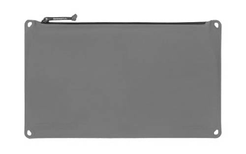 "Magpul DAKA Pouch Size X-Large 9.8""x16.2"" Polymer Textile Gray"
