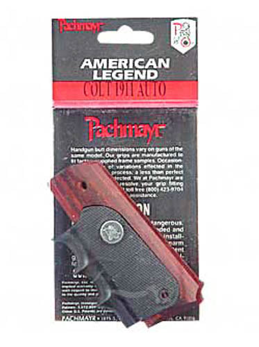 Pachmayr Colt 1911 Grips Wooden Panels American Legend - YST_2