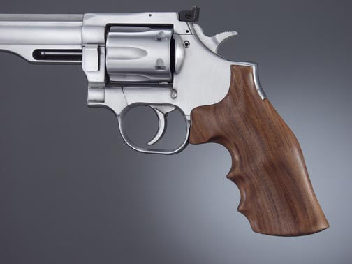 Hogue Dan Wesson Small Frame Pau Ferro Wood Grips