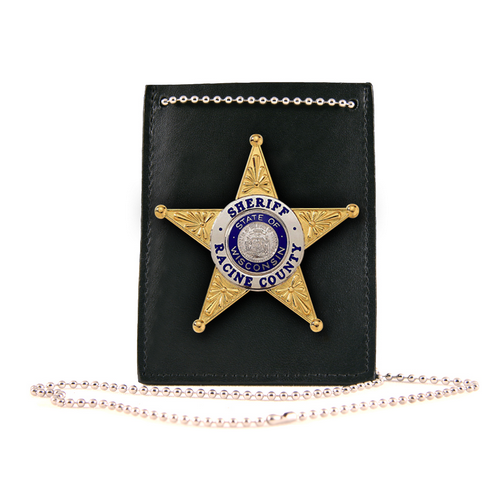 NECK CHAIN ID AND BADGE HOLDER