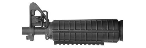 GG&G AR-15 Under Foregrip Integrated Rail Mount