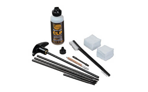 KleenBore Classic Cleaning Kit .22/.223 Caliber Rifle with Storage Box