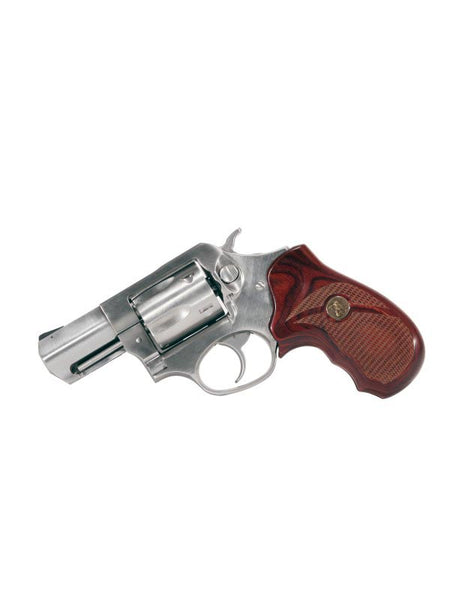 Pachmayr Renegade  Ruger SP101 Rosewood Checkered Grip