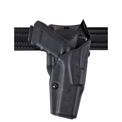 ALS Level I Retention Duty Holster Finish: STX Tactical Gun Fit: H&K P2000 US Version w/ SurFire X200 (3.5  bbl) Hand: Right
