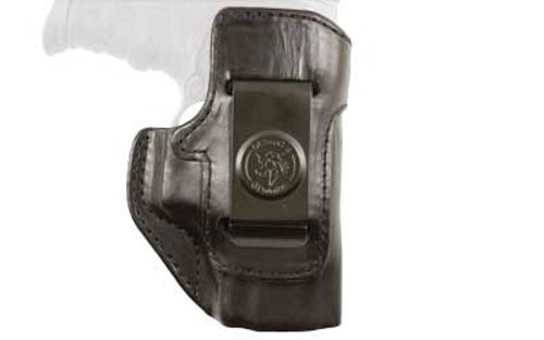 DeSantis 127 Inside Heat Inside the Pant Right Hand Black Walther CCP Leather 12