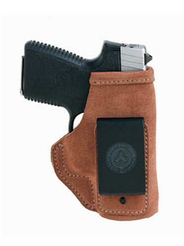 "Galco 1911 Stow-N-Go Inside the Pants Holster 4.25"" Barrel Right Hand Leather Ta"