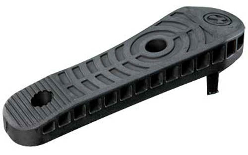 "Magpul AR-15 Black Enhanced Rubber 0.70"" Butt-Pad for MOE CTR UBR ACS Stocks"