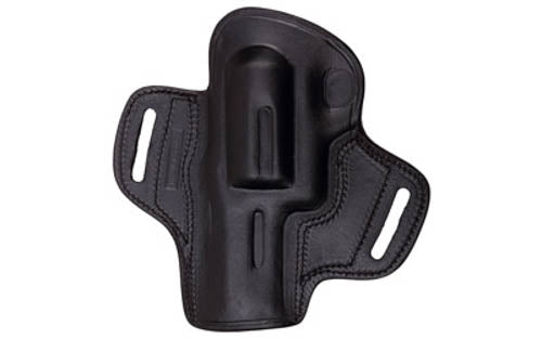 "Tagua BH3 Belt Holster 1911 3"" Right Hand Leather Black BH3-205"