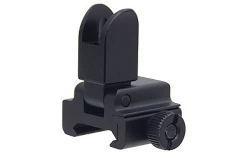 Leapers UTG AR-15 Model 4 Low-Pro Flip Up Front Sight Black MNT-751L