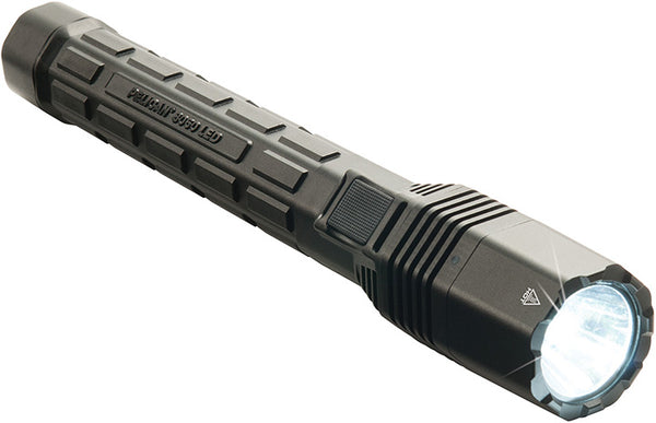 Pelican 8060-040-110 Black LED Rechargable Flashlight Boxed