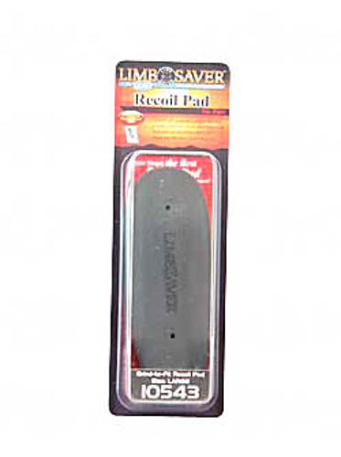 "LimbSaver Grind-To Fit Large Recoil Pad 5.56"" x 2.06"" Grindable to 4.44"" x 1.59"""