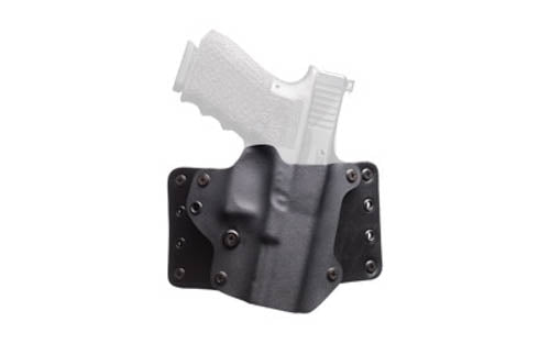 Blackpoint Tactical Leather Wing Holster For GLOCK 17/22
