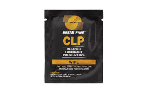 Break-Free CLP Clean Lubricate Protect Package of 20 Wipes BFI-WW