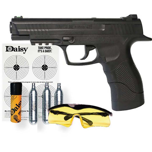 Daisy 415K Air Pistol Kit