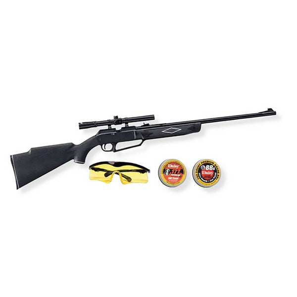 Daisy 880 Powerline Air Rifle Shadow Plus Kit