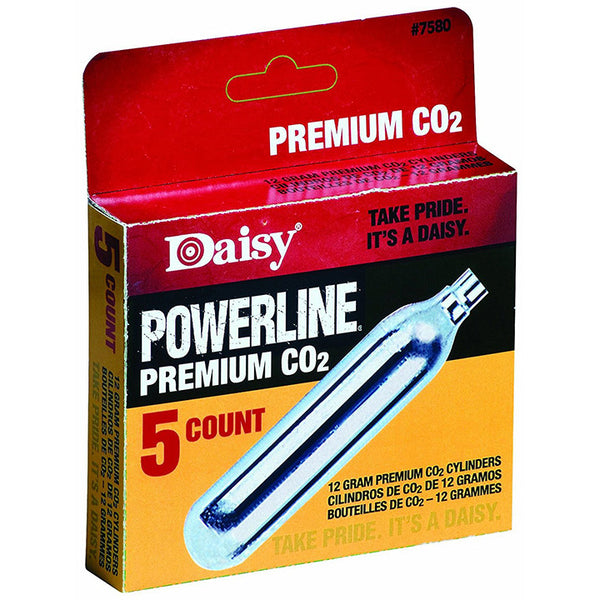 Daisy 5 ct. CO2 pack