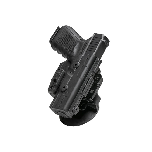 Shape Shift Paddle - Glock - 17 - Left Hand - Rigid - 1.5  Belt Slide