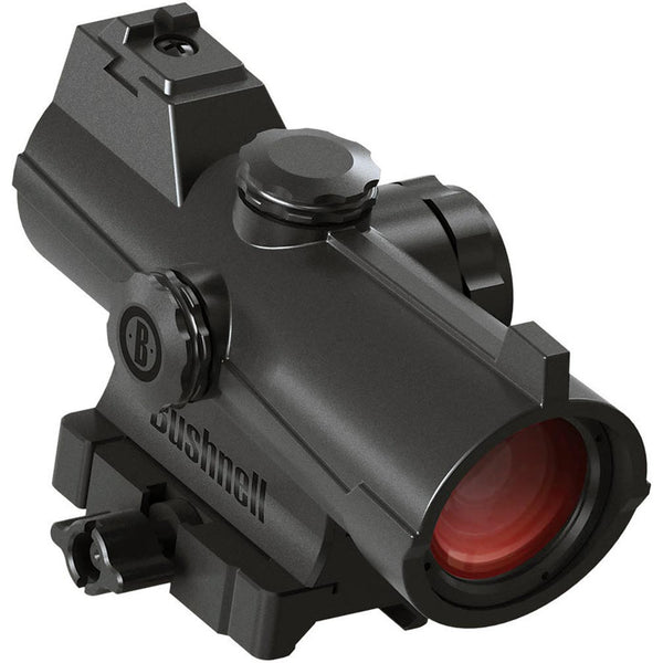 Bushnell 1x Incinerate AR Optics Red Dot Circle Dot Box