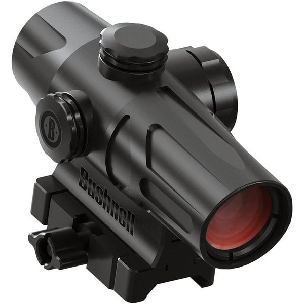 Bushnell 1x Enrage AR Optics Red Dot 2 MOA Dot Box